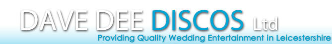 dave dee disco ltd - Wedding Disco's